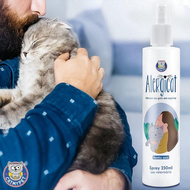 AlergiCat Loção Antialérgica - p/ Tutores de Pet