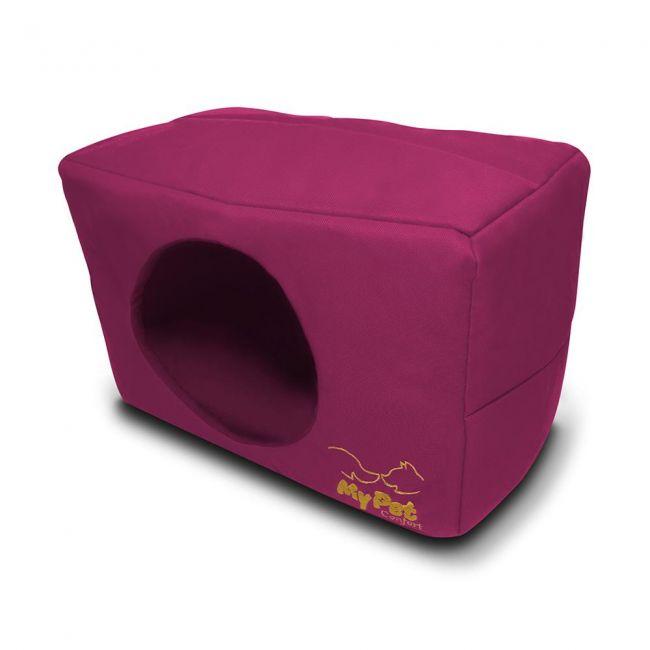 Cama Cachorro Toca Rosa