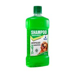 Shampoo Antipulgas e Carrapatos Dug´s Cães 500ml