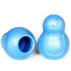 Brinquedo Cães Educativo Monstrinho Pequeno Azul