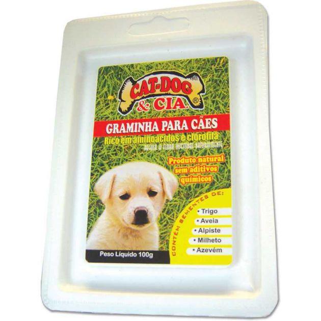 Graminha Para Cães (60g)