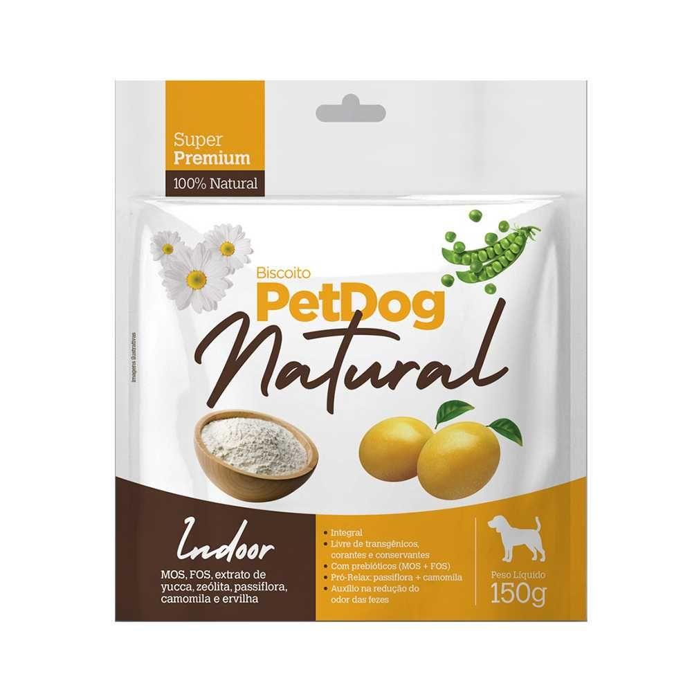 Biscoito Natural Pet Dog Indoor 150g