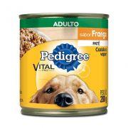Patê Pedigree Cães Adultos Sabor Frango - 280gr